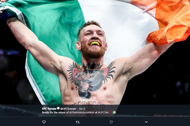 Surprisingly, Conor McGregor Praises Donald Trump: The Most Phenomenal President!