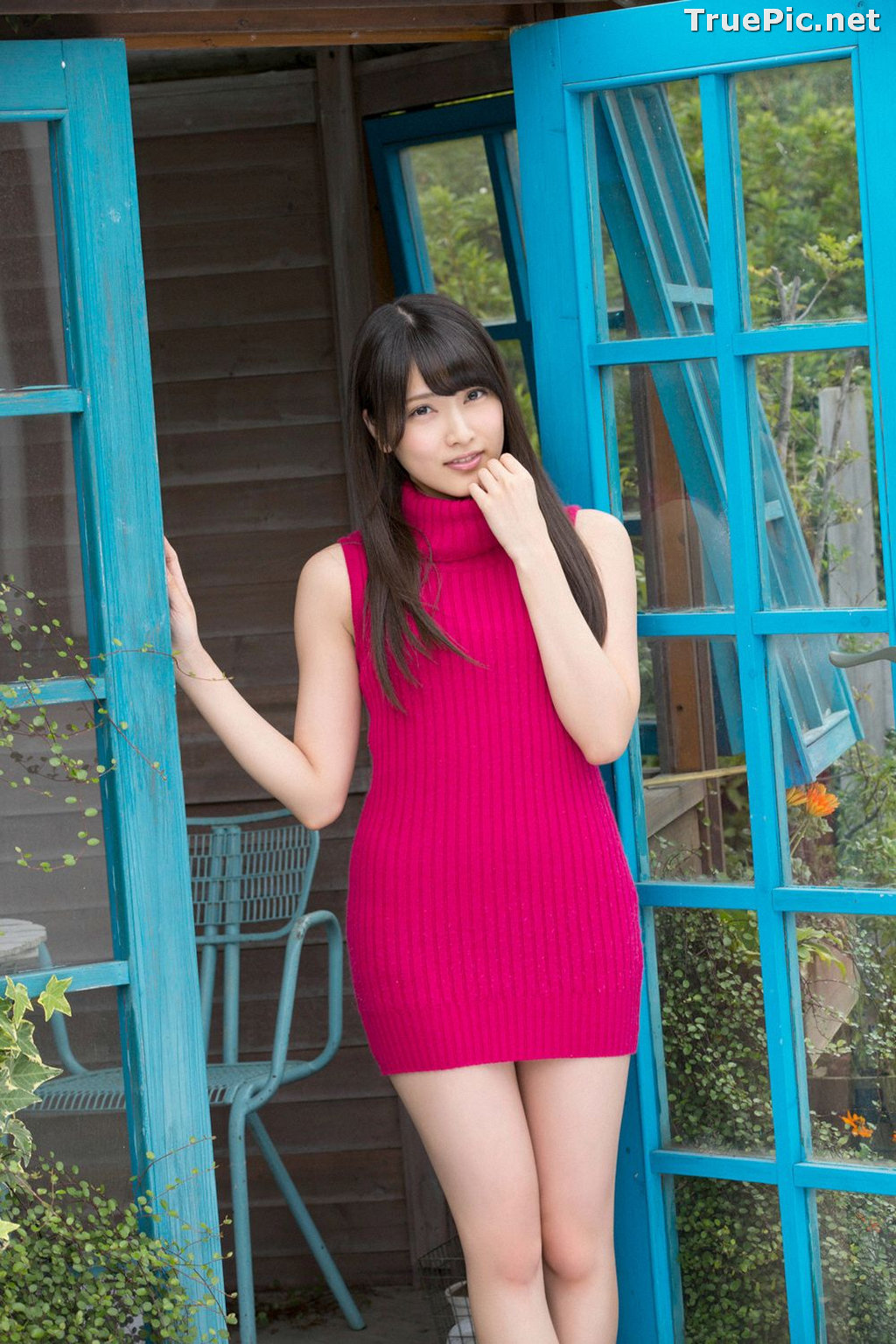 Image YS Web Vol.633 - Japanese Model - Yuki Kashiwagi & Anna Iriyama - TruePic.net - Picture-1
