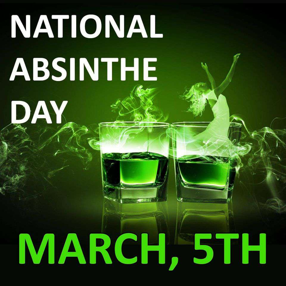 National Absinthe Day Wishes Images download