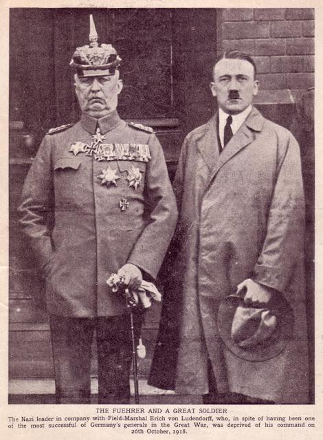 Ludendorff and Hitler worldwartwo.filminspector.com