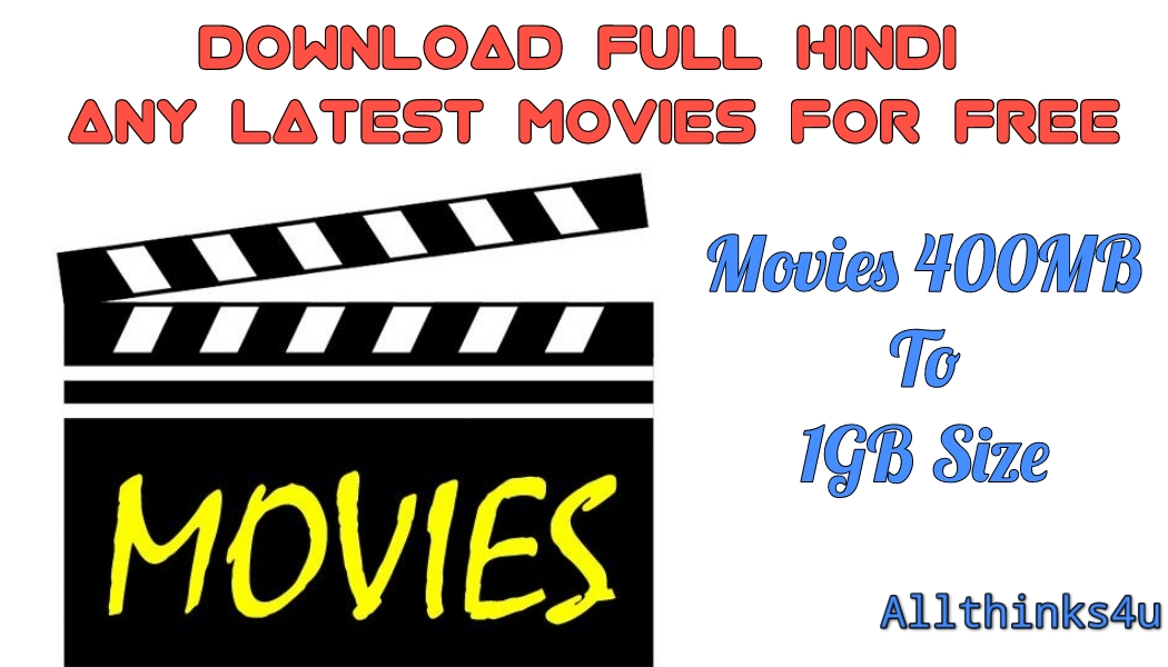 How To Download A New Movie On Day One - Hindi/English
