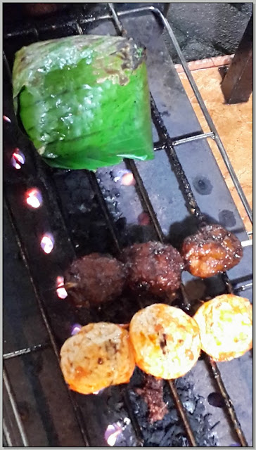 Kuliner Enak Nusantara – Nasi Bakar di Angkringan Cak Kasan