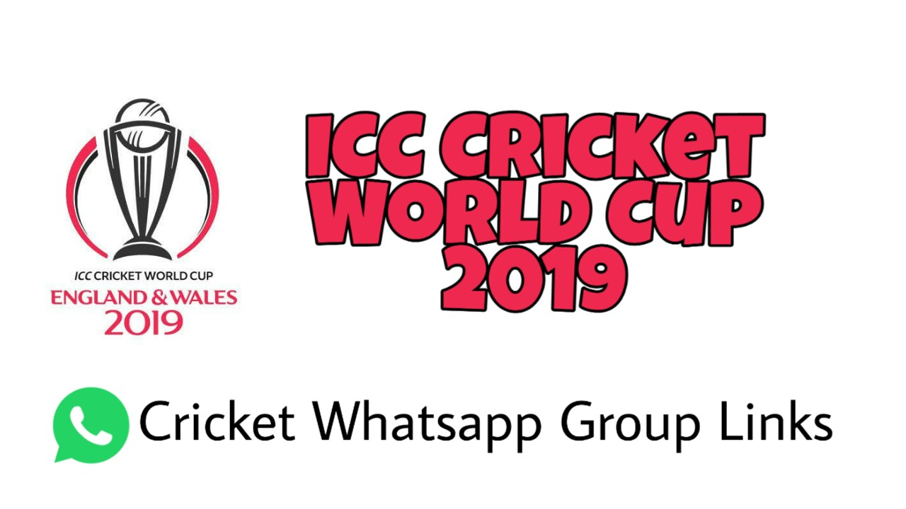 ICC Cricket World Cup WhatsApp Group Link, Join Cricket
