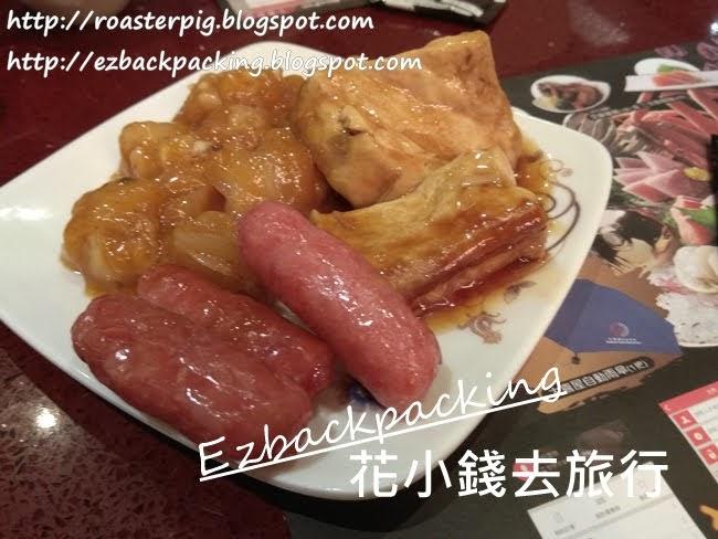 沙田大喜屋熟食: 台式小香腸