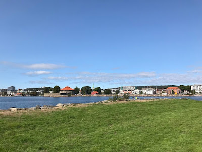 Kristiansand headland and fortress