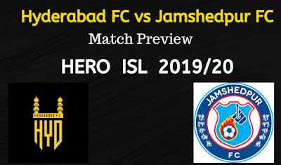 Hyderabad FC vs Jamshedpur FC Match Preview
