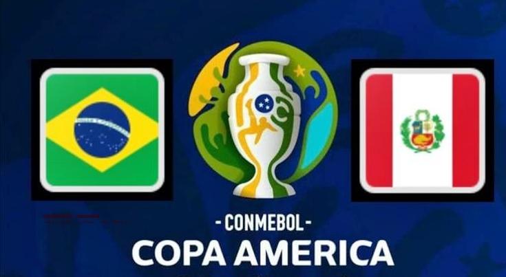 موعد مباراة البرازيل وبيرو بطولة كوبا أمريكا