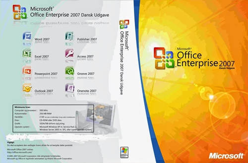 Download Office Enterprise 2007