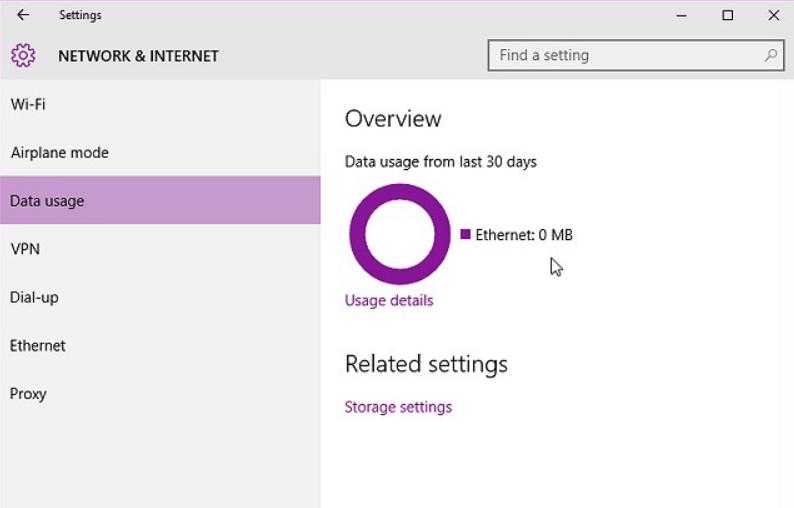 Cara Reset Network Data Usage Di Windows 10 PC Dengan Mudah