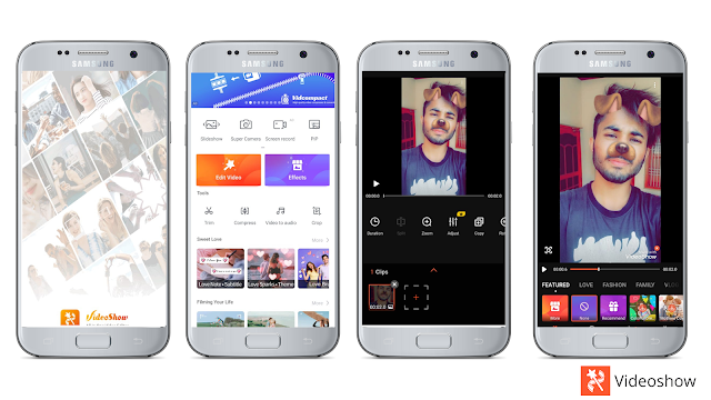 Videoshow video editing app for android - You Must know!
