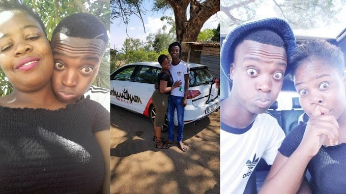 Heavily Pregnant Claudia Mosibudi Mathebula Says King Monada Is The Father But Does Not Want To Take Responsibility - This Comes After The Global Success OF #MalwedheChallenge #IdibalaChallenge
