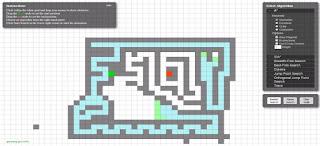 Labyrinth lösen KI Computer