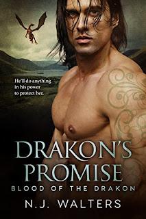 Drakon's Promise by N.J. Walters