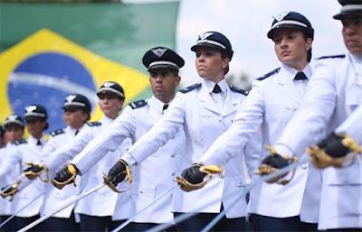 Lista de Aprovados Processo Seletivo Marinha do 1º Distrito Naval - para oficiais temporários de 2ª classe