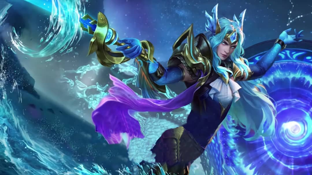 Wallpaper Lancelot Pisces Skin Mobile Legends HD for PC