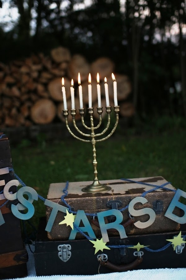 Throw a stargazing party for Sukkot | Land of Honey