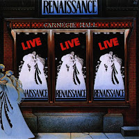 Renaissance Live At The  Carnegie Hall