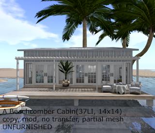 A Beachcomber Cabin