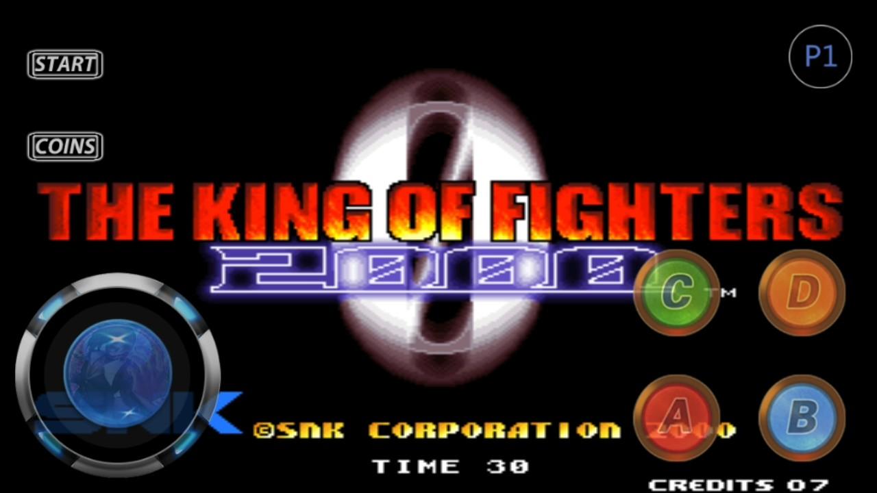 descargar king of fighters 2002 para android sin emulador