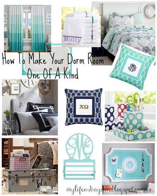 How To: Make Your Dorm Room One of a Kind