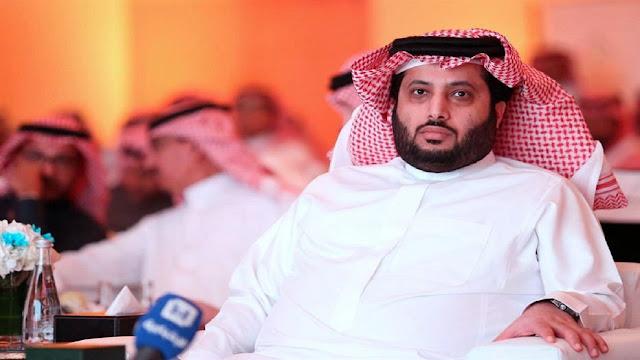 استقالة تركي آل الشيخ من الرئاسة الشرفية للنادي الأهلي