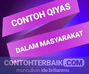 Contoh Qiyas