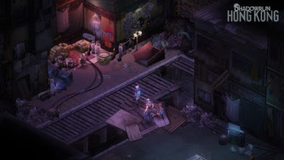 Shadowrun Hong Kong gameplay with controller pc