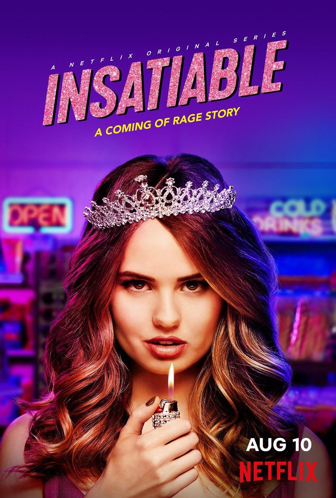 ver serie Insatiable (2018) online