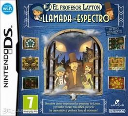 Profesor Layton y la Llamada del Espectro