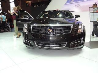 2013 Cadillac ATS front