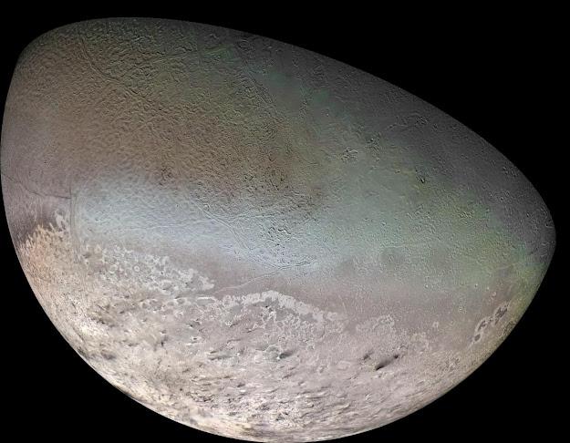 Triton- Neptune Moon