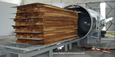 Australia-Customers-Visited-Wood-Impregnation-Tank-Factory