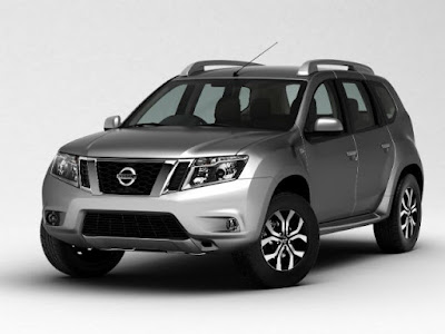 New 2016 Nissan Terrano AMT HD Photos
