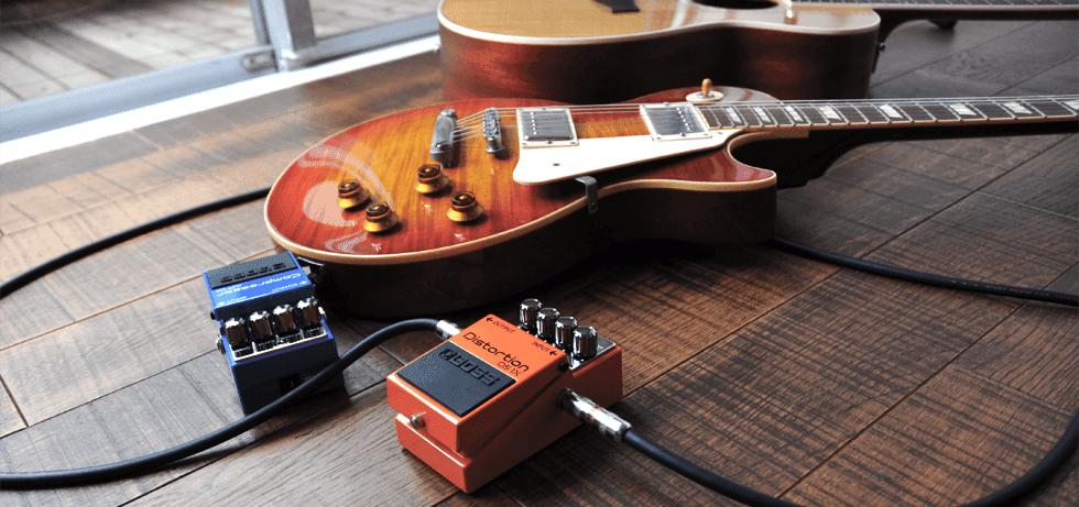 efek gitar untuk pemula