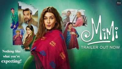 Mimi 2021 Hindi Full Movies Free Download 480p TRUE HD