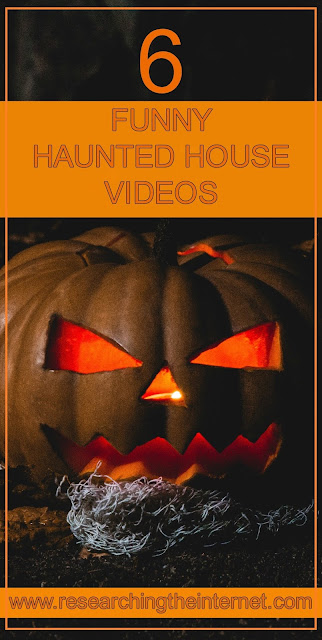 Funny Haunted House Videos To Make You Laugh | Halloween