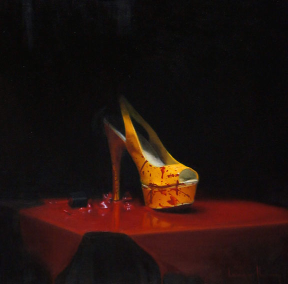 """""""Double edged"""" i """"Heaven is IN you"""", dues obres que formen part d'una mateixa reflexió, per Laia González"""