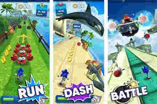 Download Sonic Dash MOD