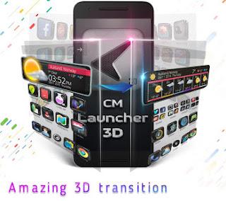 CM Launcher 3D