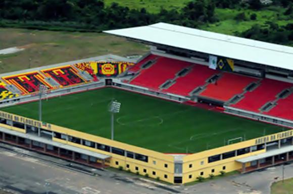 Estádio Arena da Floresta