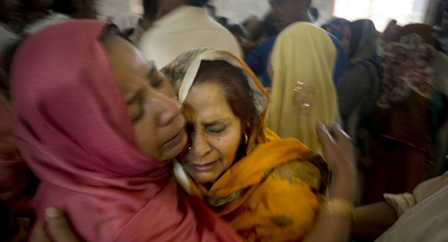Islamistas declaran guerra cristianos en Pakistán