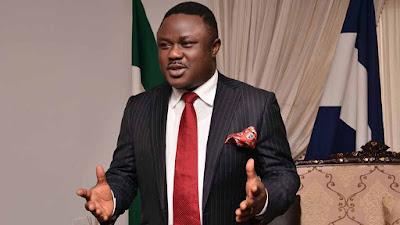 Owan-Enoh denounces PDP, Ayade of decimating his campaign billboards