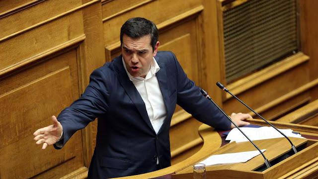 Αλέξης Τσίπρας: Στα θέματα εξωτερικής πολιτικής, Μητσοτάκης δεν πρόκειται να γίνω – VIDEO