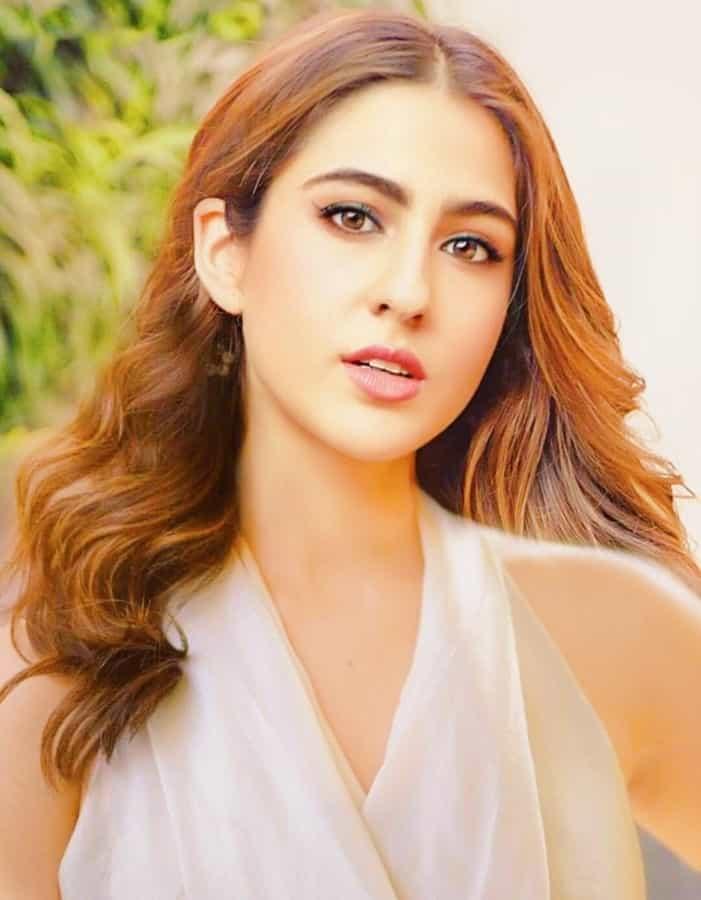 sara ali khan face hd, sara ali khan face closeup