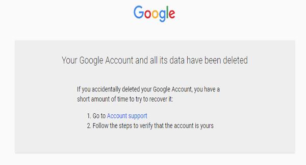 طريقة حذف حساب جوجل {Delete google account}