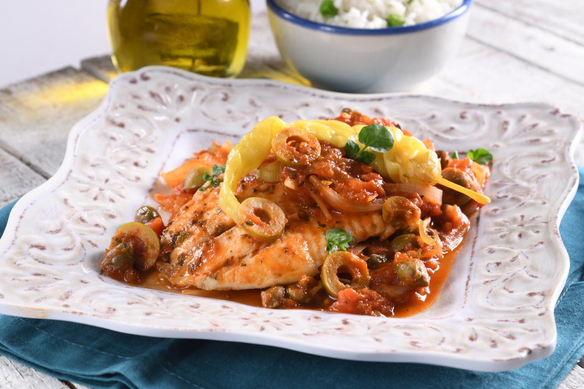 Noticias teziutlan informa pescado a la veracruzana con chiles g eros receta saludable - Comidas rapidas y baratas ...