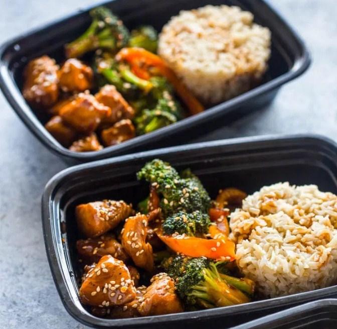 Recipe: Teriyaki Chicken and Broccoli