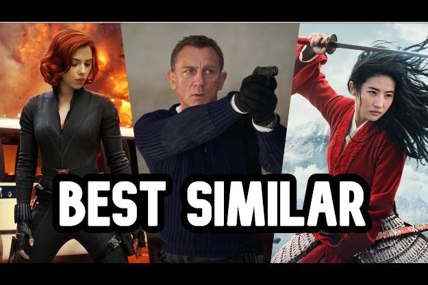 Best Similar - Μία απαραίτητη ιστοσελίδα για τους φίλους των ταινιών και σειρών