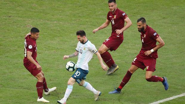 Leo Messi Mengaku Sudah Tampil Jelek Di Copa America 2019