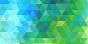 abstract polygon